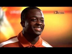 Texas Longhorns  Watch this video profile of Marquise Goodwin and his Olympic dreams and disappointments, plus his return to the Texas Football team for the 2012 season. http://youtu.be/tIe2pKhHMYo