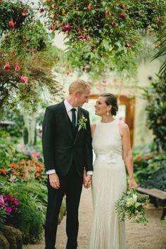Elegant Fitzroy Gardens Wedding   Photo By Eleni Toumpas http://www.ellenitoumpas.com.au/weddings/