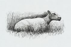 Henry Moore OM, CH 'Sheep Resting', 1974 © The Henry Moore Foundation. All Rights Reserved