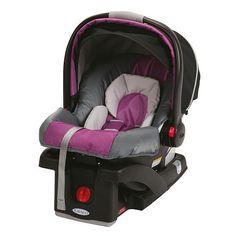Graco SnugRide Click Connect 30 Infant Car Seat - Nyssa