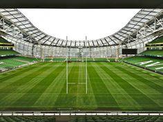 Aviva Stadium, Dublino - luca.bonesini.blog