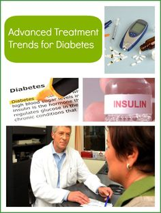 Advanced treatment trends for diabetes. Click this pin to read.