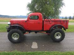 Old Dodge Trucks, Old Pickup Trucks, 4x4 Trucks, Custom Trucks, Cool Trucks, Cool Cars, Redneck Trucks, Tonka Trucks, Dodge Pickup
