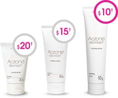 Love Aczone! Here's an online discount card! Makes a $750 tube ...