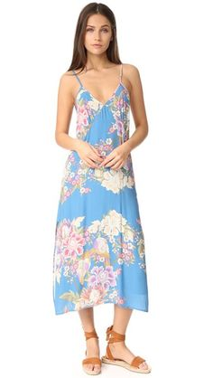 Spell and the Gypsy Collective Blue Skies Slip Dress. Belinda Humphreys f36b3406a