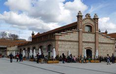 Mercado Central de Diseño de Madrid