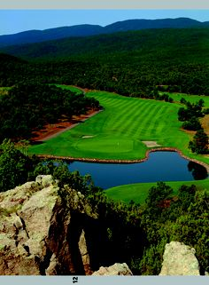 """Paa-Ko Ridge Golf Club 15th Hole: """"I'm still on a high from playing Paa-Ko. It's the finest course I've played in America"""""""