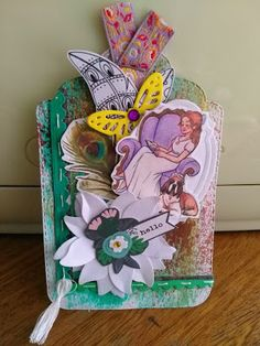 Mi Scrap: hello tag Card Making, Scrapbook, Tags, Blog, Oval Picture Frames, Kids Reading, Fabric Ribbon, Bias Tape, Scrapbooking