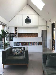RHD Architects Replacement Dwelling Kitchen/Lounge