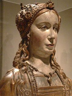Reliquary Bust 1510 Flanders (Brabant)