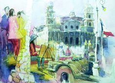 欣賞油畫家張秀琴多才多藝!  資料來源:偷圖劫色網 www.taiwanarts.com.tw   +Line:chip93200 追蹤更多 #藝術 #Art