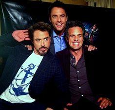 I want RDJ's shirt!!!