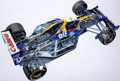 Williams Fw14  . Eccellenza elettronica