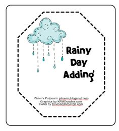 Pitner's Potpourri: It's Raining Facts! -- Freebie