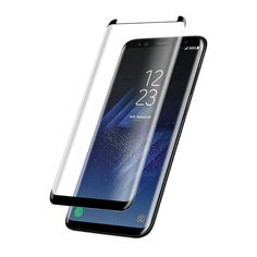 Bakeey 3D Curved Edge Case Friendly Tempered Glass Screen Protector Film For Samsung Galaxy S8 Plus