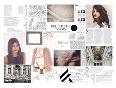 """Miss World."" by queen-boleyn ❤ liked on Polyvore featuring art and PriyankaChopra"