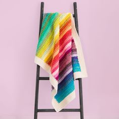 Star Stitch Blanket | Haak Maar Raak