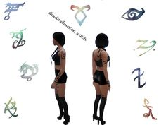 Shadowhunter War Runes FOR FEMALE: Found in TSR Category 'Sims 4 Skintones'