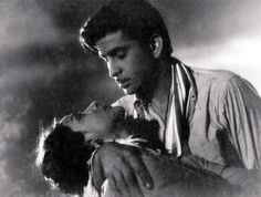 Raj Kapoor (the Show-Man, great actor-producer-director) with Nargis. #Bollywood