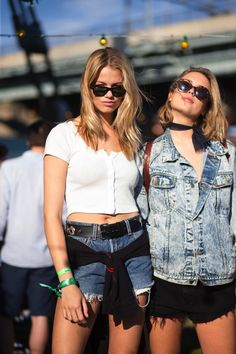 19 Street Style Snaps From The Governor's Ball