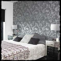 Grey And Yellow Bedrooms   Google Search