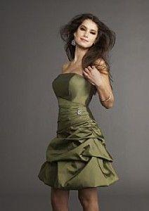 vestido de formatura visual 11