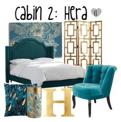 """""""Cabin 2: Hera -- Percy Jackson & the Olympians"""" by evil-laugh ❤ liked on Polyvore featuring interior, interiors, interior design, home, home decor, interior decorating, Monsoon, West Elm, Pier 1 Imports and The Velvet Chair Company"""