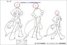 WEBアニメスタイル   【artwork】『カイバ』第2回 サブキャラクター