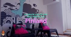 Providing you the ultimate list of the Best Hostels in Finland- includes rates, locations and reviews that will help you with your stay in Finland.