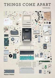 Things Come Apart par Todd McLellan : l'art de tout démonter