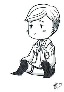 Erwin Smith by OwOneverever