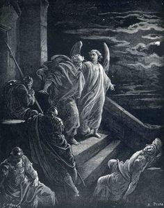 http://uploads4.wikipaintings.org/images/gustave-dore/st-peter-delivered-from-prison.jpg