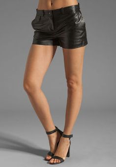 Capulet Leather Short on shopstyle.com