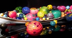 Chihuly Glass Museum Seattle