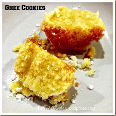 A Childhood Cookie That I Loved… Kueh Momo or Kueh Makmur or Ghee Cookies