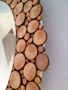 00ea8366e31 I love the idea of incorporating wood slices as a visual element. Maybe we  can paint them