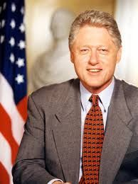 "Born: August 19th 1946  William Jefferson ""Bill"" Clinton is an American politician who served as the 42nd President of the United States from 1993 to 2001."