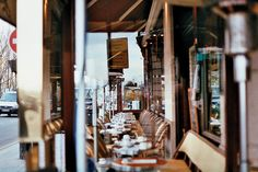 amazing shot of Paris cafe.  Makes me just want to hop onto a plane with my canon and GO!