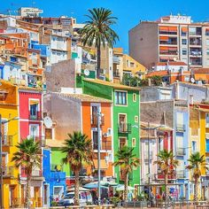 Days of summer  ~ Villajoyosa, SpainPhoto: @byrnephotography Congrats!   ...