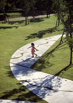 Saiki Peace Memorial Park by Earthscape « Landezine | Landscape Architecture Works