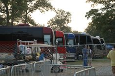 Tour Bus Alley