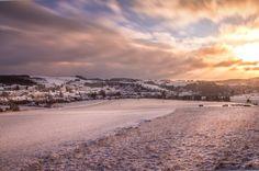 First snow by Michal Vávra on 500px