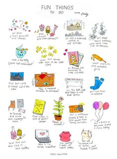 Page ideas for bullet journal: a list of fun ideas to keep busy while having fun. Bullet Journal Ideas Pages, Bullet Journal Inspiration, Bullet Journal Vision Board, Bullet Journals, Vie Motivation, Things To Do When Bored, Fun Things, Self Care Activities, Indoor Activities