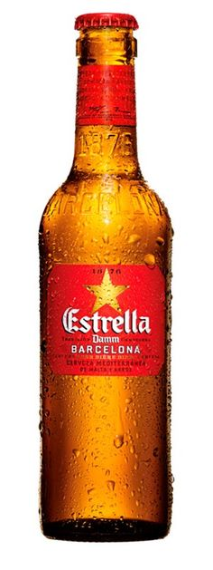 Estrella Damm 0,33 l 449 HUF