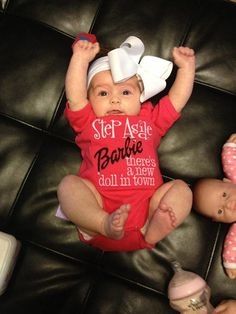 one day I'll have a baby girl  she will need this onesie :)