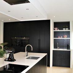 Dream Home Design, My Dream Home, House Design, New Kitchen, Minimalist Design, Kitchen Design, New Homes, Design Inspiration, Contemporary