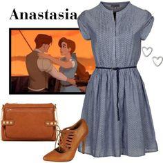 """""""Anastasia valentine's day"""" by violetvd on Polyvore"""