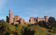 medevil scottish castles | medieval castles scotland