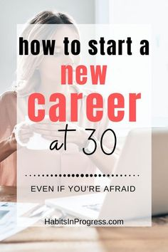 If you've been thinking about changing careers but aren't sure if it's too late to do it 30 years old then this article is for you. You'll learn when it's the best time to go about a career transition. And you'll also get the exact steps and tips I've used to successfully change careers twice. Changing careers can be difficult and stressful at times. But with the right mindset and the right strategy in place, it's totally doable. #careerchange #career #dreamcareer #careertransition