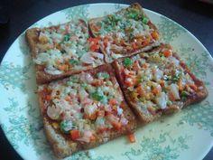 Bread Pizza Conv